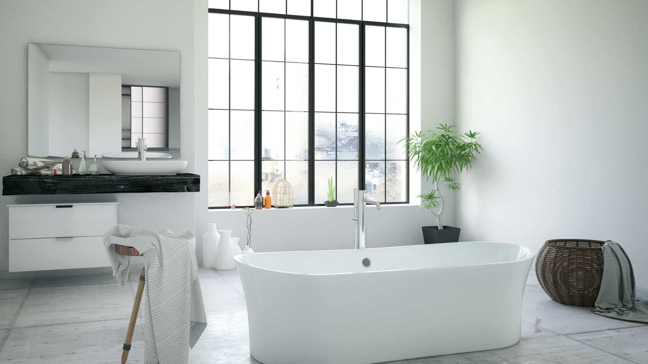 8 Easy Ways to Update a Bathroom Without Remodeling