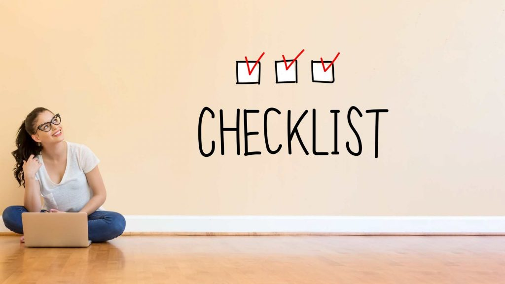 The Ultimate Collection of Home Staging Checklists